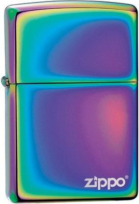 зажигалка Zippo 151ZL Spectrum логотип