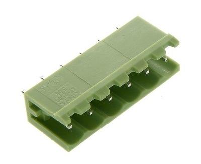 TLP-CPM6A Wtyk do druku do CPF 6pin prosty r. 5,08