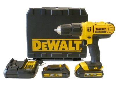 Elektrický skrutkovač - DEWALT Nárazový skrutkovač DCD776C2 18V 1,3Ah 42Nm