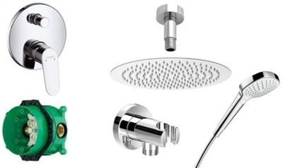 Sprcha - HANSGROHE FOCUS COMPLETE SET + PROTECTOR 30