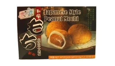 Пирожные Моти с орехами ziemnymi 210 г