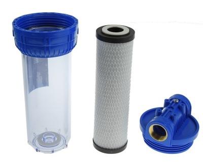 vodný Filter BÝVANIE so vstupom pre čerpadlá hydroforu