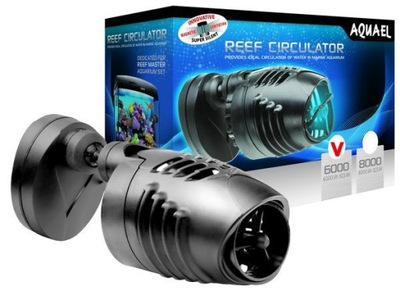 ИНВЕРТОР Reef CIRCULATOR 6000 Aquael аквариум 600L