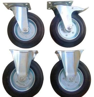 Lavička do záhrady Súprava 4 ks. Koleso, kruh, koleso, 200 mm, otočný
