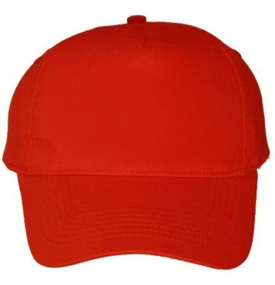 шапка бейсбольная ?? РЕГУЛИРОВКОЙ - RED