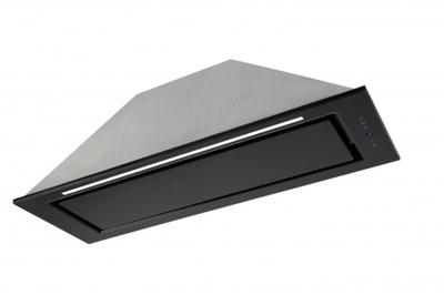 вытяжка Toflesz ХОРОШО-6 Linea Glass LED 90 Черный +пульт