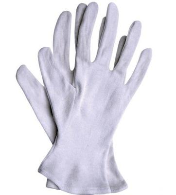 перчатки перчатки хлопковые белое косметические