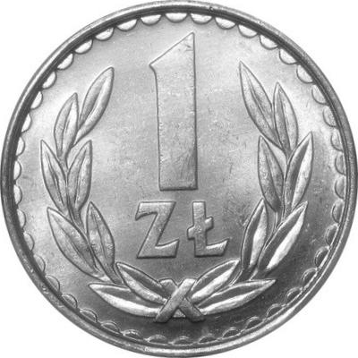Монета 1   1984 года mennicza Instagram 1 /1 -