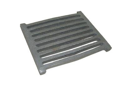 Železná mreža príspevok k peci 23.5 x 20 cm