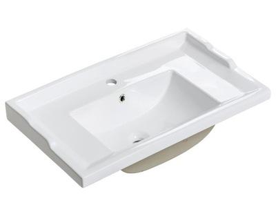 keramické Umývadlo 60 cm retro obdĺžnikových