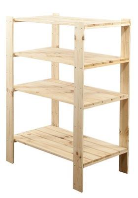 Стеллаж офисный Макси -3M + шкаф деревянная на книги
