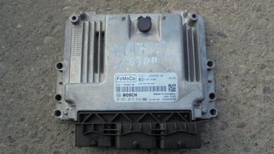 FORD FIESTA MK7 KOMPUTER 1.6 TDCI CV21-12A650-AE