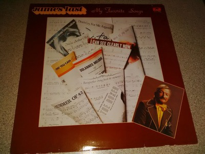 JAMES LAST- MY FAVORITE SONGS - WINYL