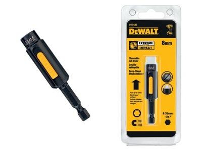 Príslušenstvo k vŕtačke - DeWALT magnetický kryt pre 8 mm skrutky DT7430