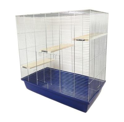 XXL Klietka PRIEMERNÁ pre vtáky papagáje papagáj 100 cm
