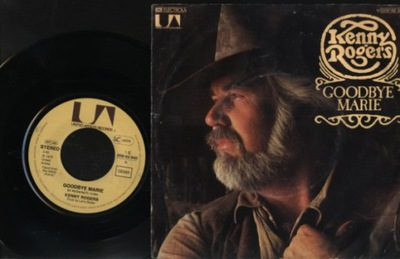 KENNY ROGERS - GOODBYE MARIE - NO GOOD TEXAS ROUND
