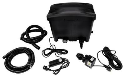 Nastaviť filter pre jazierka čerpadlo a UV lampa