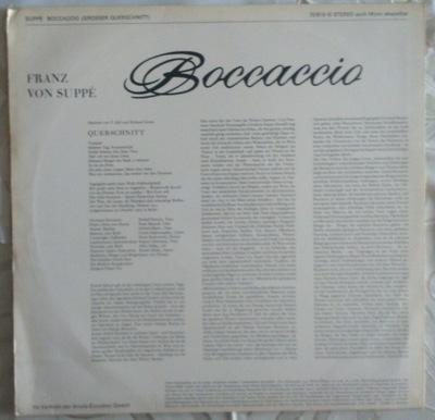 FRANZ VON SUPPE - BOCCACCIO