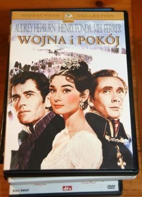 WOJNA I POKÓJ          DVD