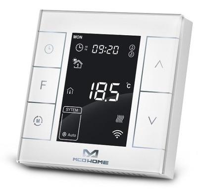 Smart senzor - MCOhome termostat Zwave, Fibaro MH7-EH, WH