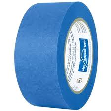BLUE DOLPHIN MASKOVACIA PÁSKA MODRÁ 10 Ks 30 mm