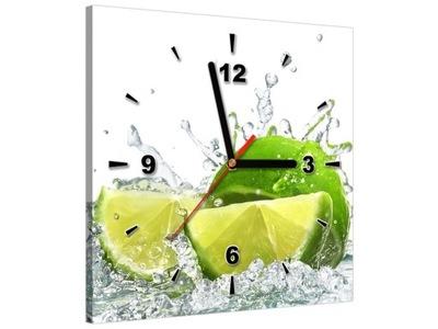 часы instagram 30х30 ИЗОБРАЖЕНИЕ ??? кухни Кухня 24