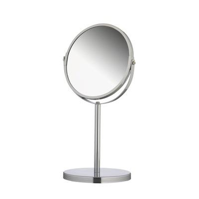 Zrkadlo - LUSTERKO KOSMETYCZNE 2-STRONNE POWIĘKSZAJĄCE X3
