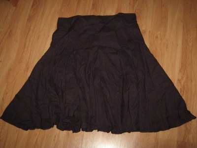 Wyprzeadaż-Spódnica elegancka duży rozm.48