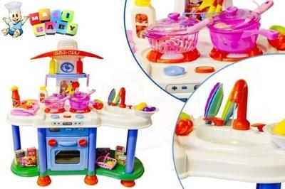 Kuchnia Dla Dziecka Kran Woda Palniki Akcesoria