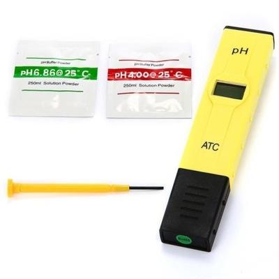 PHMETR METER pH ATC meter tester acid meter voda