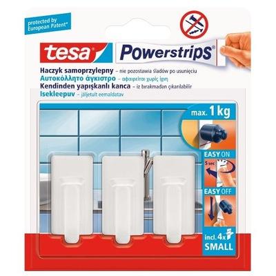 крючки вешалки-липучки TESA Powerstrips x3