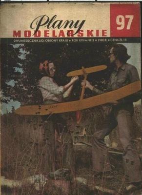 PM № 97 Моделей ракет kosm. и планеров