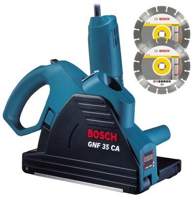 BOSCH GNF 35 CA 150 mm tvárové trhliny + kotúče ROBO-KOP