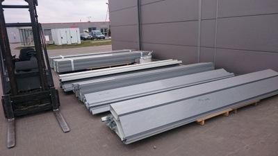 zetowniki profile płatwie dachowe opierzenie