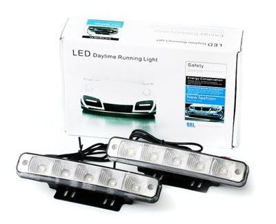 Дневные ходовые огни LED HIGH POWER DRL