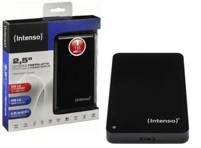 Dysk przenośny zewnętrzny INTENSO 2,5 1TB USB 3.0