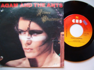 ADAM ANT - PRINCE CHARMING - CHRISTIAN D'OR