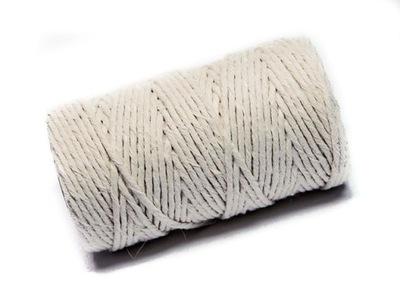 шнурок шпагат для копченостей НИЧЕГО 100г ниток крупный