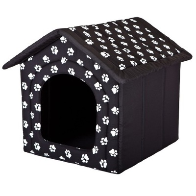 Duża BUDA dla Psa, Domek HOBBYDOG, R6: 74x76x72 cm