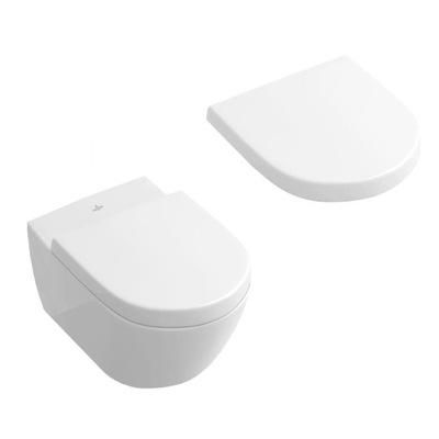 WC misa - Villeroy Metro 2 misa WC 56 cm w / o