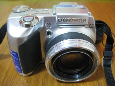 OLYMPUS SP-510UZ - IDEALNY ZESTAW