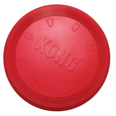 фрисби  игрушка собака Конг Году мягкая резинка 23cm