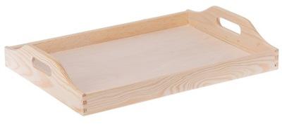 ЛОТОК деревянная лоток KELNERSKA 30x40cm декупаж !