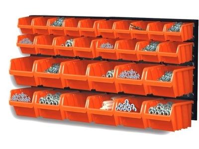 комплект контейнеров на стену NTBNP3 кювета мастерская