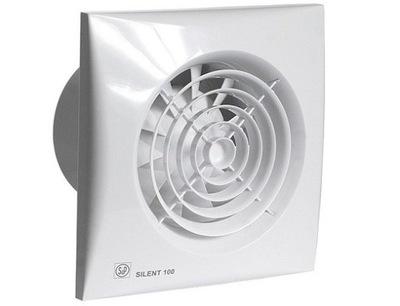 Vaňa ventilátor SILENT 100 CZ tichý S&P