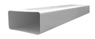 Кабель канал вентиляции D /P 110x55 1 М ПВХ