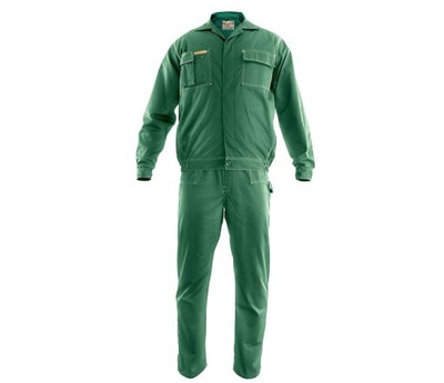 Pracovné oblečenie KLASICKÉ BRIXTON zelená R. 110