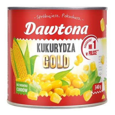 Dawtona кукуруза gold 340g