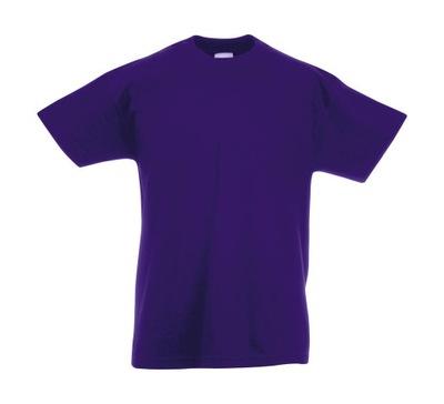 DZIECIĘCA KOSZULKA T-SHIRT FRUIT FC purple 104