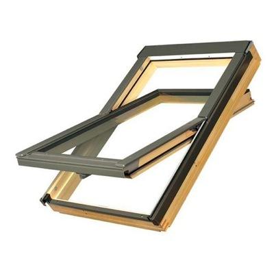 Окно крыши деревянные Fakro FTS U2 78x118